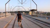 Probali smo da pronađemo nove stanice tramvaja i autobusa u Beogradu. Upali smo u lavirint (FOTO)