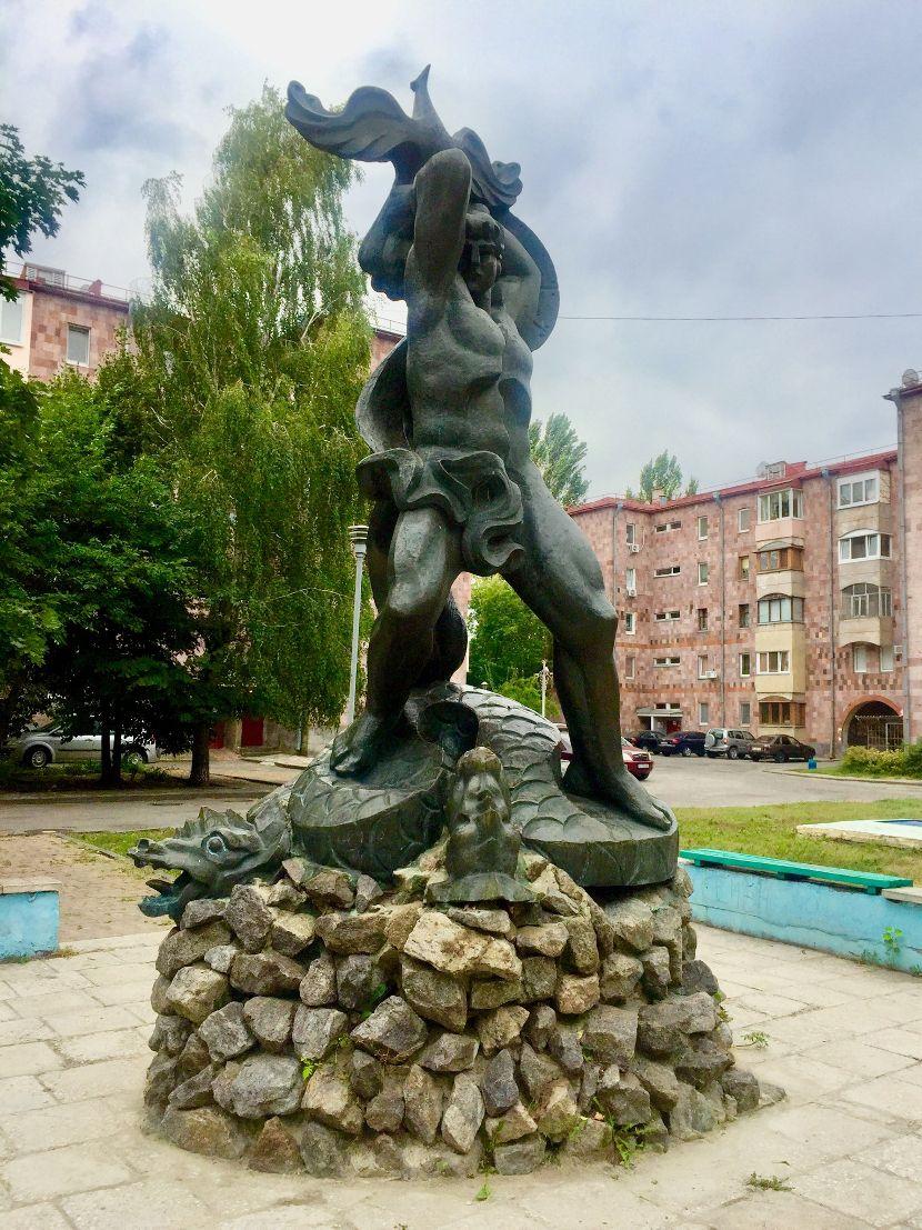 Slavutič, Ukrajina, Černobiljska nuklearna katastrofa, Černobilj