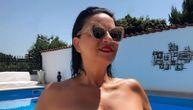 Alka Vuica (58) bacila kupaći i golim grudima napravila neviđenu pometnju na Instagramu! (FOTO)