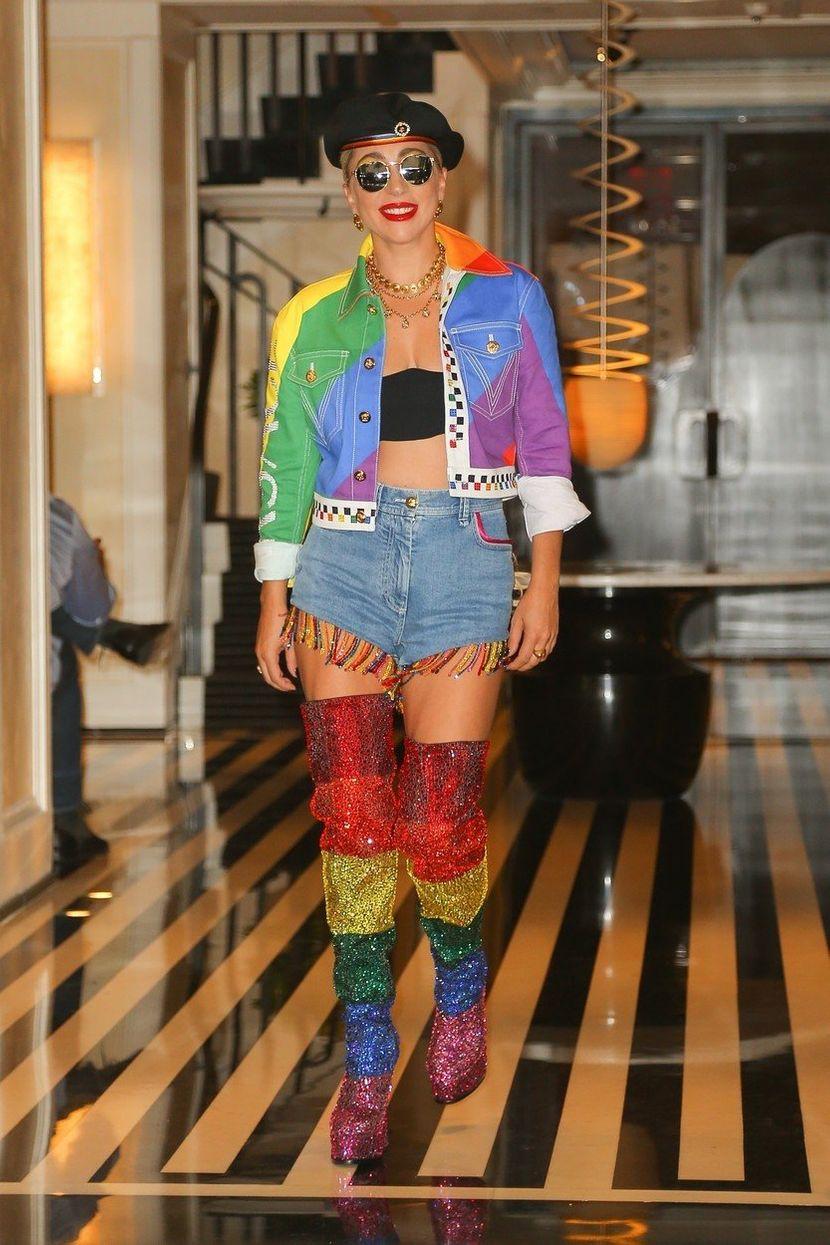 Lejdi Gaga, Lady Gaga