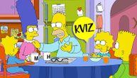 Vreme je za povratak u Springfild. Da li znaš više o Simpsonovima od Homera?