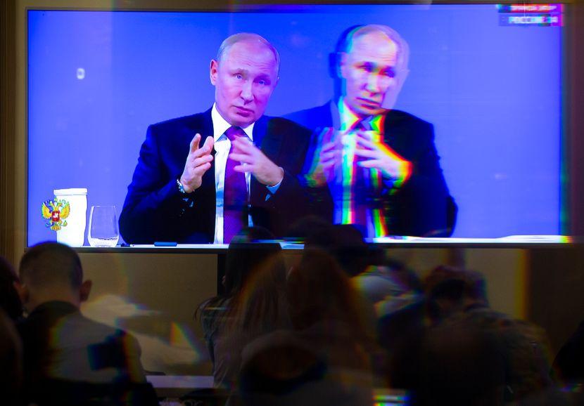 Putin šolja