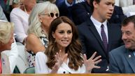 Kejt Midlton stigla na Vimbldon da gleda Federera: Oduševila je svet reakcijama i stajlingom (FOTO)