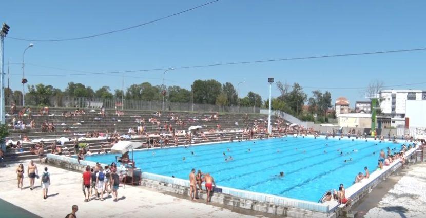gradski bazen Kragujevac