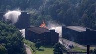 Munja udarila u skladište viskija u Kentakiju, izgorelo čak 45.000 bačvi popularnog alkoholnog pića