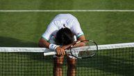 Polomio 4 reketa za minut, slao SMS ženi sa meča: Legendarni teniser završio karijeru na Vimbldonu!
