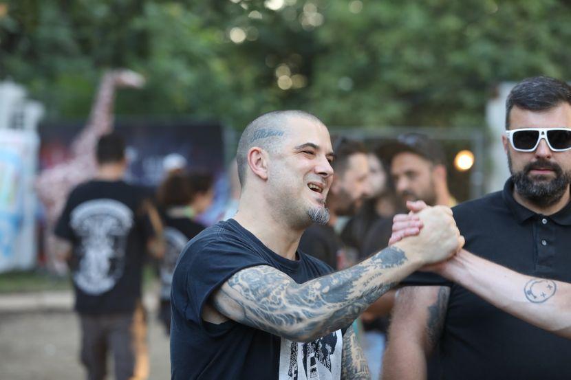 EXIT festival 2019, Filip Anselmo, Pantera