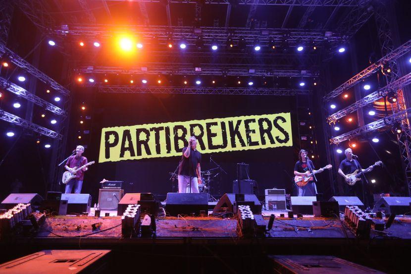 EXIT festival 2019, Partibrejkers