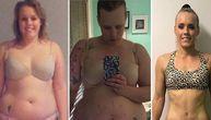 Neverovatna transformacija žene koja je smršala čak 60 kilograma: Izgleda nikad bolje (FOTO)