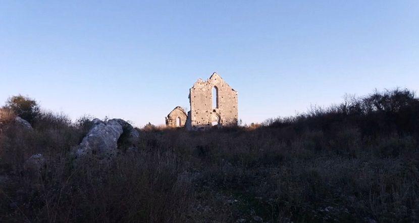 crkva u Svaču kod Ulcinja