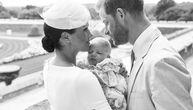 Princ Hari i Megan Markl objavili prve fotografije sa krštenja sina Arčija