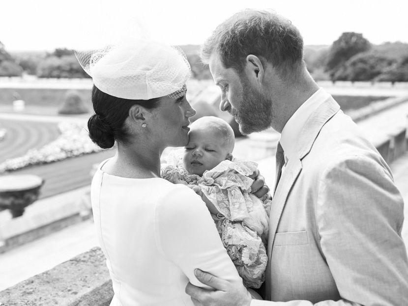 Megan Markl, princ Hari i Arči