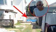 """Punila je pištolj na vodu, a mi se zapričali"": Deda Milosav opisuje smrt devojčice u bazenu (VIDEO)"