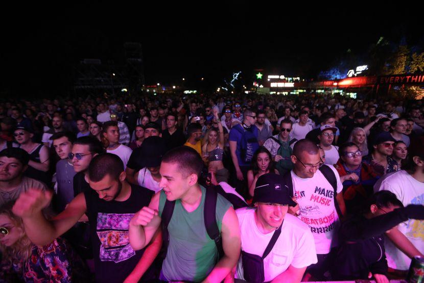 EXIT festival 2019, Vojko Vrućina