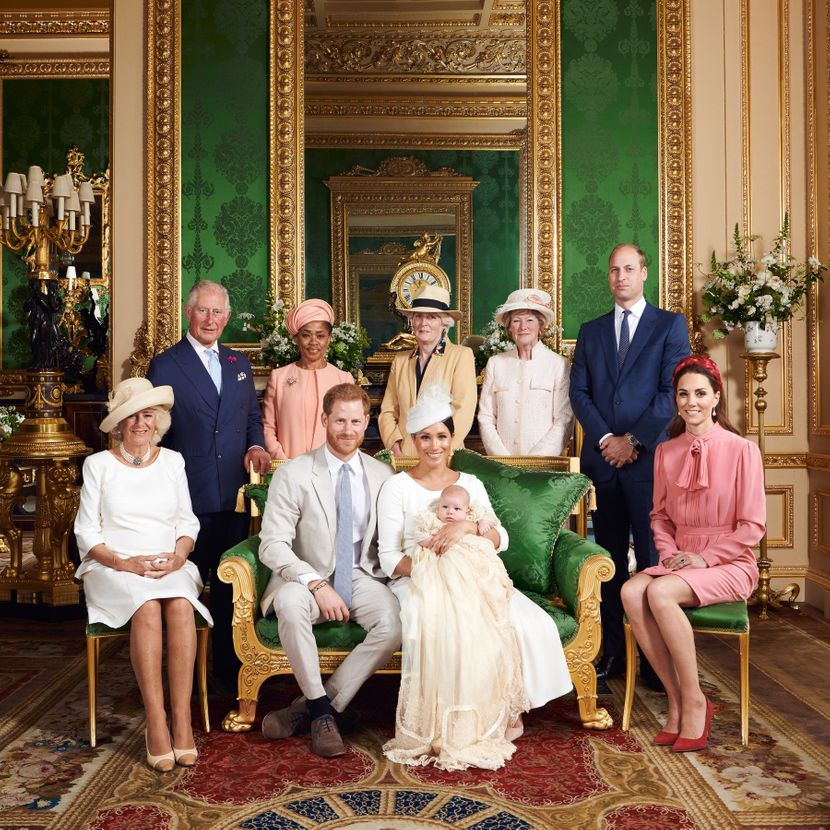 Archie Mountbatten, Princ od Velsa, kraljevska porodica, Britanija
