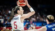 Sonja Petrović u najboljoj petorci šampionata, Ndur najkorisnija košarkašica