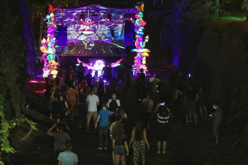 EXIT festival 2019, stejdževi