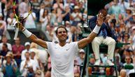 Rafa zakazao teniski klasik sa Federerom u polufinalu, primenio je Novakov recept protiv Kverija!