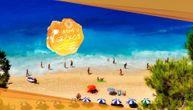 I u Grčku stiže pogoršanje vremena, a evo tačno i gde: Ne dozvolite da vam to pokvari odmor!