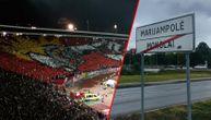 Razglednica iz Marijampolja: Delije će zagrmeti u najmirnijem gradu Litvanije! (FOTO)