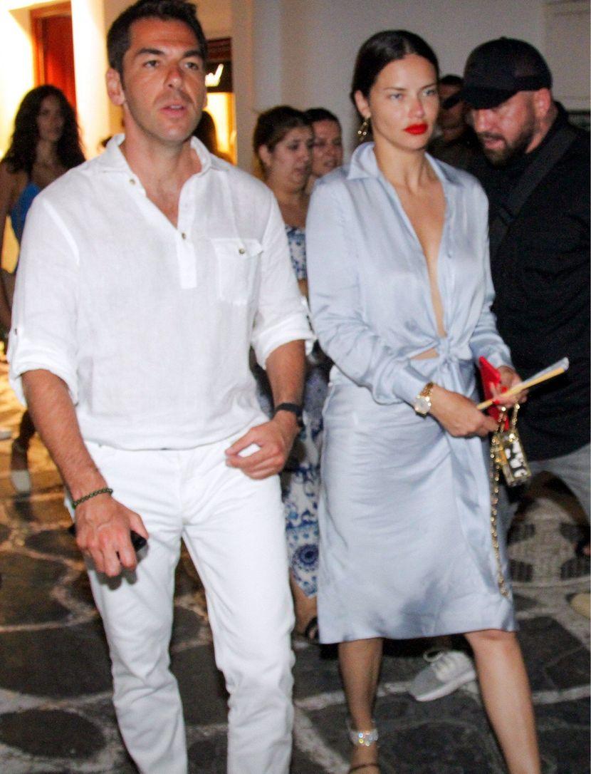 Adrijana Lima i njen novi dečko, Turčin