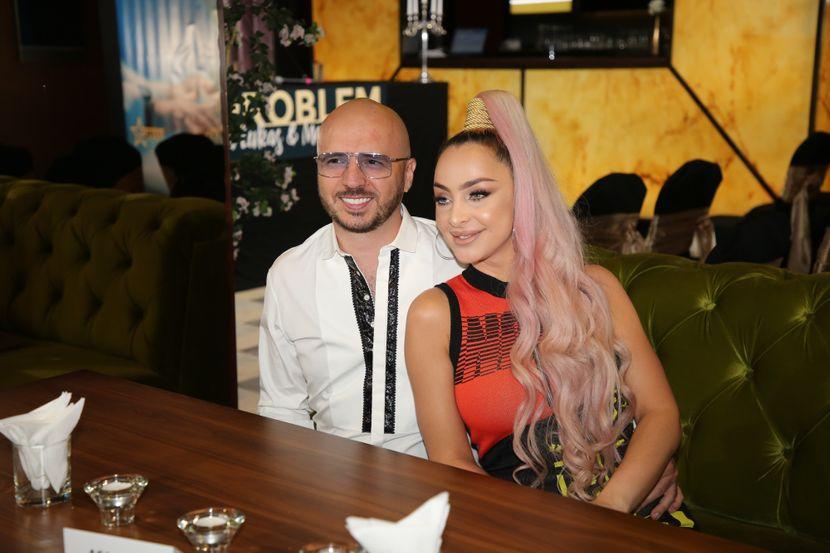 Promocija Spota, Aca Lukas, Maja Berović