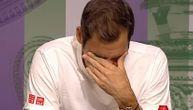 Federer se izblamirao na konferenciji kada su mu postavili pitanje o Đokoviću (VIDEO)