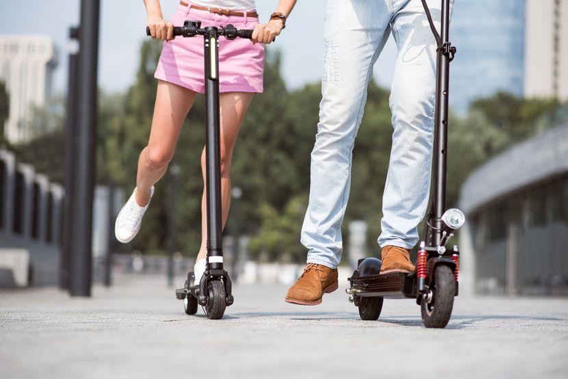 Electric scooters, električni trotinet