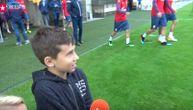 Čeh poveo sina na Zvezdu u Litvaniju: Prešli su 800 kilometara da bi gledali najdraži klub! (VIDEO)