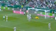 Zbog ovoga ga je Partizan silno želeo: Majstorija veziste protiv Ludogoreca (VIDEO)