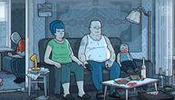 "Sivilo, siromaštvo i kriminal: Ruska verzija ""Simpsonovih"" sve je uznemirila (VIDEO)"