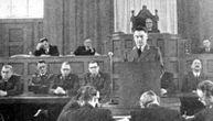 """Posle 40 godina skrivanja """"Himleru NDH"""" se sudilo u Zagrebu: Nije znao za šta i sve je prespavao"""