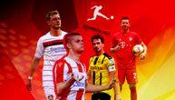 Presek transfera u Nemačkoj: Bajernova zimnica i nikad jači Dortmund