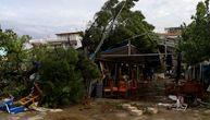 Na udaru oluje najviše stradao luksuzni Porto Karas, hotel demoliran (VIDEO)