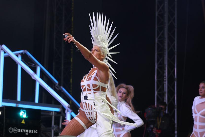 Jelena Karleuša JK, Festival Ulaz,