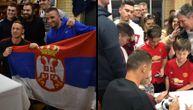 Čiča Draža, trobojke i presrećna srpska zajednica: Nemanja Matić oduševio naš klub u Australiji!