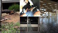 Srpkinja koja je bila u Porto Karasu: Hotel je demoliran, zasad nema vode ni struje (FOTO) (VIDEO)