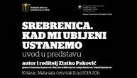 Desničari upali na predstavu o Srebrenici, publika i glumci ih terali napolje (FOTO)