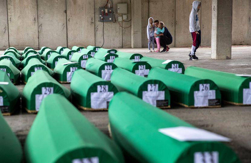 Srebrenica, Potocari