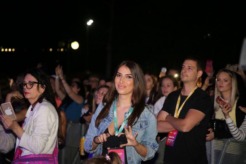 Festival Ulaz, Mina Joksimović