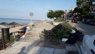 Na desetine građana evakuisano iz poplavljenih područja Grčke, kiša padala i danas, oštećeni putevi