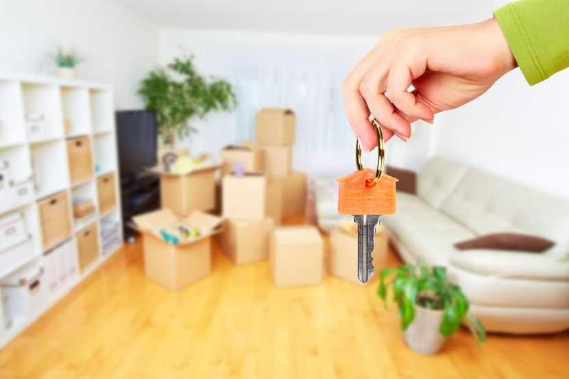 Izdavanje stanova, izdavanje stana, kljucevi