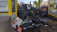 Užas u Hrvatskoj: BMW naleteo na auto tročlane porodice dok su čekali na naplatnoj rampi