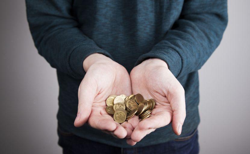 Novac, dinari, stednja, novcici