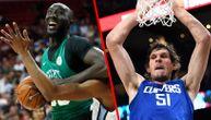 Spremite se za sudar NBA divova: Džin iz Bostona, 10 cm viši od Bobija lomi obruče u letnjoj ligi