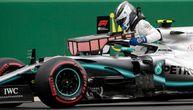 Botasu pol pozicija na Silverstonu za šest hiljaditinki ispred Hamiltona