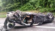 Ispovest čoveka u čiji auto je udario Kuzmić: Za dlaku smo izbegli smrt, a on se survao 200 metara!