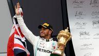 Britanac slavio pred domaćim navijačima: Pobeda Hamiltona na Velikoj nagradi Britanije!