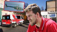 Kuzmić na intenzivnoj nezi: Košarkaš Zvezde je i dalje u teškom stanju, lečenje se nastavlja (FOTO)