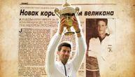 Kako je Novak pre 17 godina proročki najavio rušenje istorije tenisa: I tada je znao šta mu fali!
